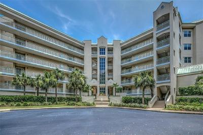 Hilton Head Island Condo/Townhouse For Sale: 65 Ocean Lane #306