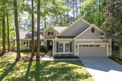 Beaufort County Single Family Home For Sale: 6 Schooner Lane