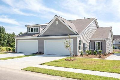 Hardeeville Single Family Home For Sale: 113 Dormitory Road
