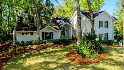 Beaufort County Single Family Home For Sale: 43 Heath Court W