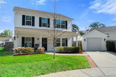 Beaufort Single Family Home For Sale: 136 Patriot Court