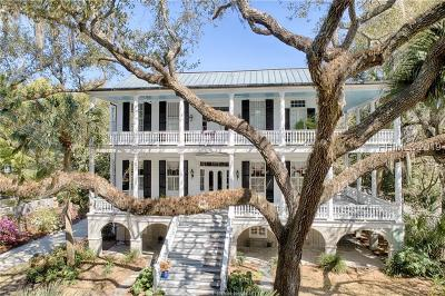 Beaufort Single Family Home For Sale: 303 Federal St