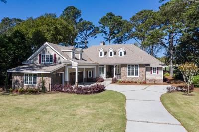 Bluffton Single Family Home For Sale: 309 Bamberg Drive