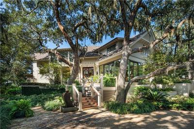 Hilton Head Island Single Family Home For Sale: 31 Baynard Park Road