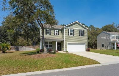 Beaufort Single Family Home For Sale: 4885 Tidal Walk Drive