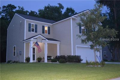 Beaufort Single Family Home For Sale: 4891 Tidal Walk Drive