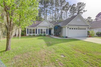 Bluffton Single Family Home For Sale: 317 Mill Pond Road