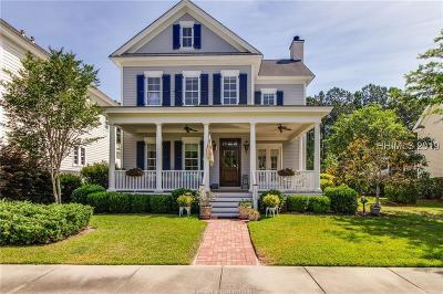 Beaufort County Single Family Home For Sale: 111 Great Heron Way