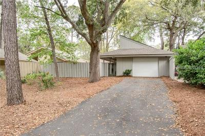 Hilton Head Island Single Family Home For Sale: 18 Misty Cove Ii