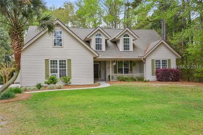 Bluffton Single Family Home For Sale: 39 Tillinghast Circle