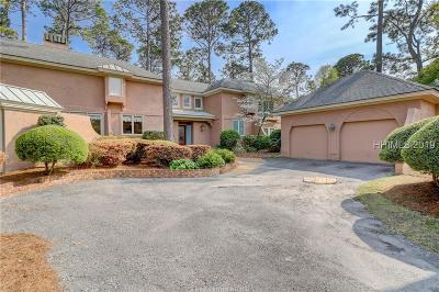 Hilton Head Island Single Family Home For Sale: 6 Spring Hill Lane