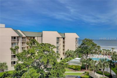 Hilton Head Island Condo/Townhouse For Sale: 1 Ocean Lane #3522