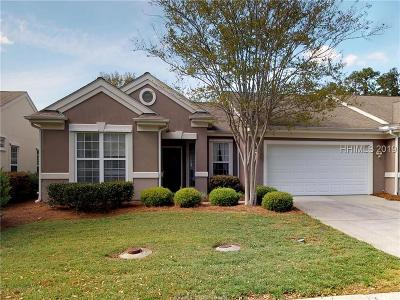 Bluffton Single Family Home For Sale: 8 Sweetwater Court
