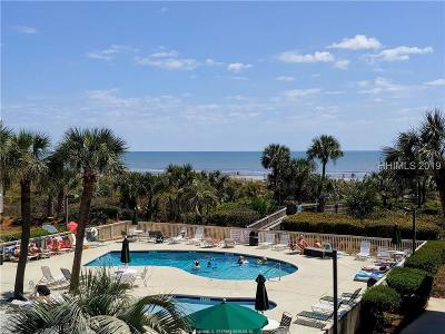 Hilton Head Island Condo/Townhouse For Sale: 4 N Forest Beach Drive #121