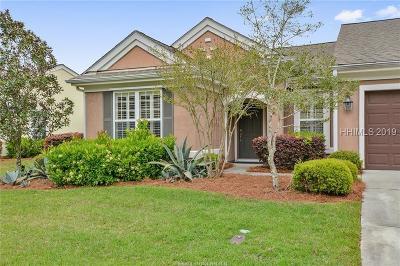Bluffton Single Family Home For Sale: 361 Landing Lane