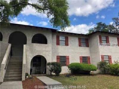 Condo/Townhouse For Sale: 400 Wm Hilton Parkway #74