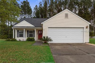 Jasper County Single Family Home For Sale: 434 Colony Drive