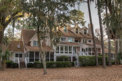 Daufuskie Island Condo/Townhouse For Sale: 22 Plantation Homes Drive #22