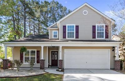 Beaufort Single Family Home For Sale: 5 Waccamaw Way