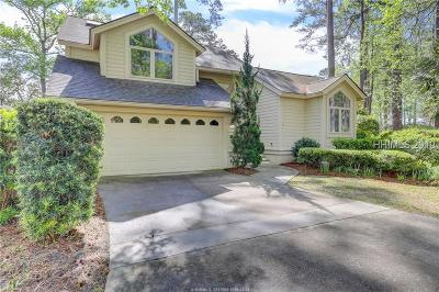 Hilton Head Island Single Family Home For Sale: 12 Toppin Drive
