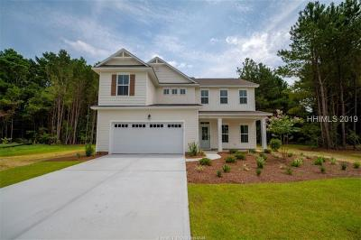 Hardeeville Single Family Home For Sale: 2141 Osprey Lake Circle