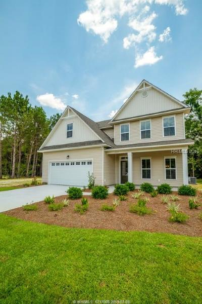 Hardeeville Single Family Home For Sale: 2167 Osprey Lake Circle