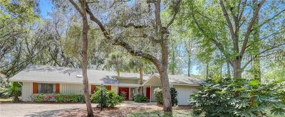 Hilton Head Island Single Family Home For Sale: 29 Barony Lane