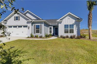 Bluffton Single Family Home For Sale: 399 Castaway Cove