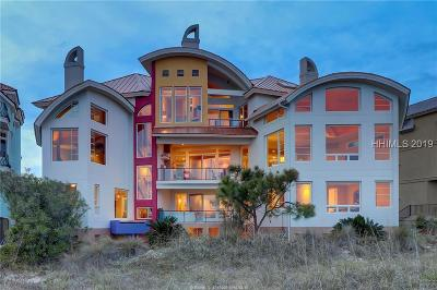Hilton Head Island Single Family Home For Sale: 21 Sweet Grass Manor