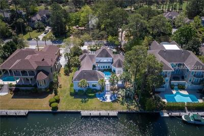 Beaufort County Single Family Home For Sale: 14 Wexford Club Dr