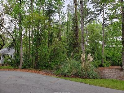 Hilton Head Island Residential Lots & Land For Sale: 22 Coopers Hawk Road
