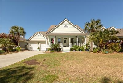Beaufort Single Family Home For Sale: 42 National Boulevard