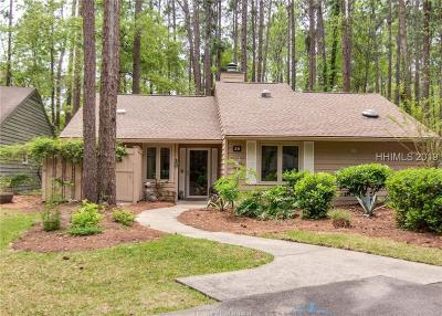 Hilton Head Island Single Family Home For Sale: 26 Fernwood Court