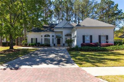 Bluffton Single Family Home For Sale: 120 Oak Forest Road