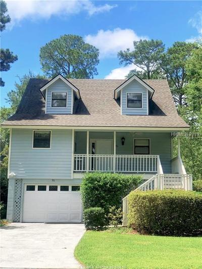 Single Family Home For Sale: 96 Sutherland Way
