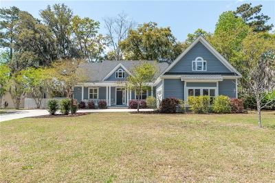 Beaufort Single Family Home For Sale: 1015 Mustelidae Road
