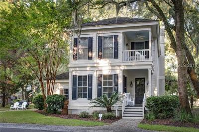 Daufuskie Island Single Family Home For Sale: 9 River Place Crossing