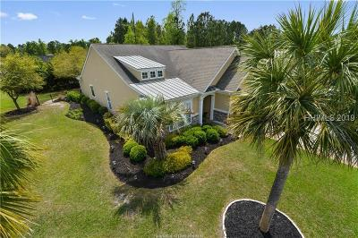 Bluffton Single Family Home For Sale: 1 Baybridge Court