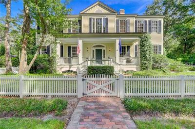 Single Family Home For Sale: 101 Spring Island Drive