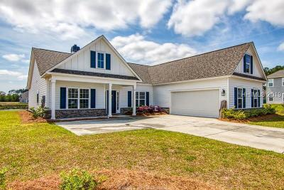 Bluffton Single Family Home For Sale: 97 Station Loop