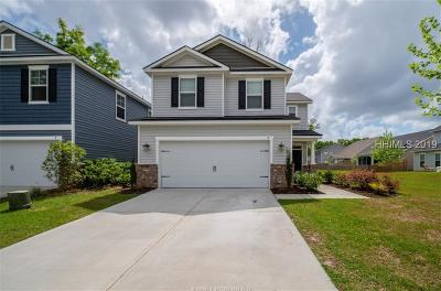Bluffton Single Family Home For Sale: 6 Vista Pointe Drive