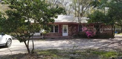 Jasper County Single Family Home For Sale: 316 Tallahassee Loop
