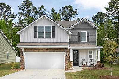 Bluffton Single Family Home For Sale: 126 Tanners Run