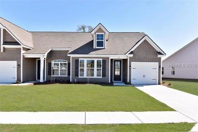 Bluffton Single Family Home For Sale: 320 Corn Mill Way