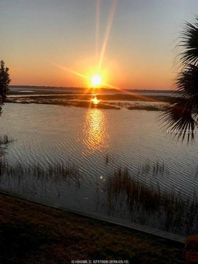 Hilton Head Island Condo/Townhouse For Sale: 35 Baynard Park Road #412
