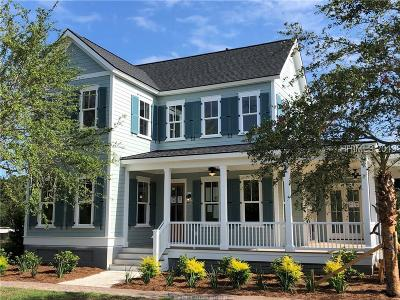 Bluffton SC Single Family Home For Sale: $583,900
