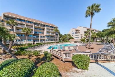 Hilton Head Island Condo/Townhouse For Sale: 21 Ocean Lane #463
