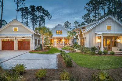 Beaufort County Single Family Home For Sale: 592 Mount Pelia Road