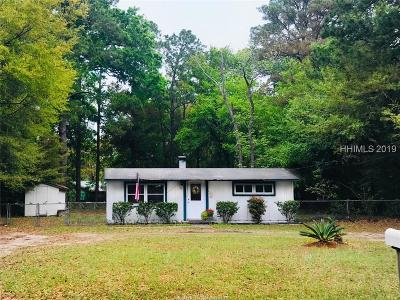 Beaufort Single Family Home For Sale: 1703 Park Ave