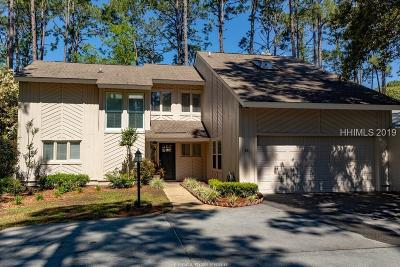 Hilton Head Island Single Family Home For Sale: 16 Yellow Rail Lane